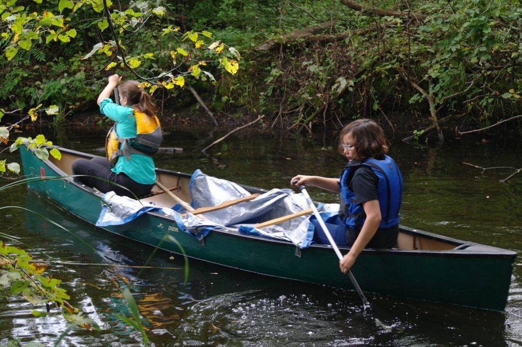 gw canoeing